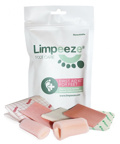 Limpeeze - First Aid Pack for your Feet